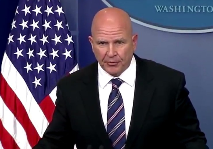 H.R. McMaster Makes The Case That President Trump Is Not A Traitor…No Matter How Much Some Wish That He Was