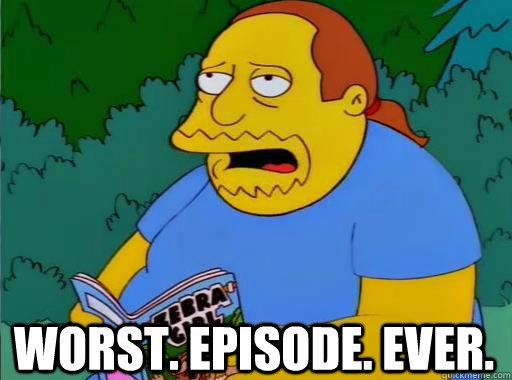 worst-episode-ever