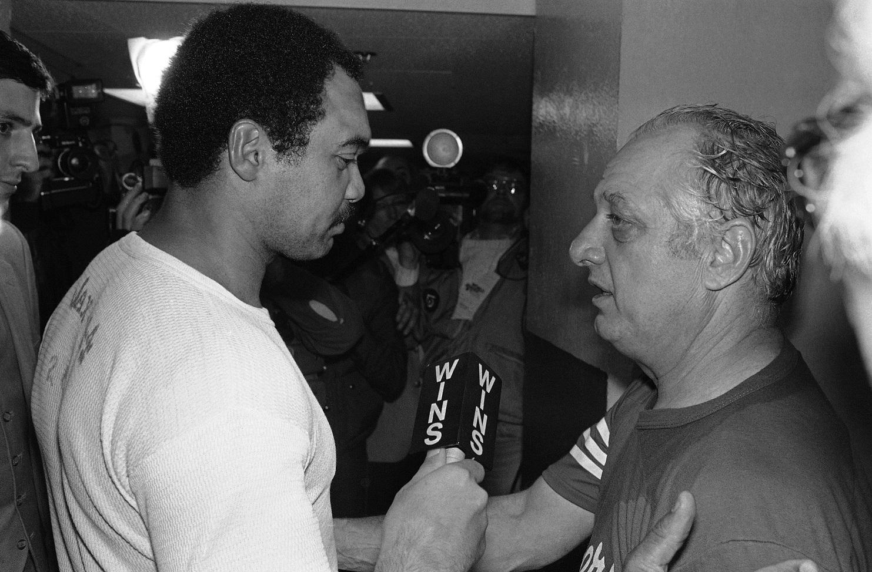 Tom Lasorda, Reggie Jackson